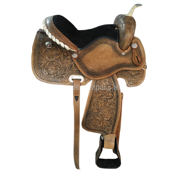 Western Saddles Leather Saddles Horse Saddles Factory Direct