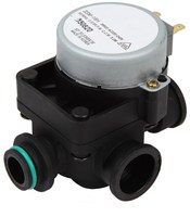 3 way valve for wall mounted(hung) gas(combi) boiler, heat pump, pellet boiler