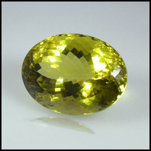 GREEN GOLD NATURAL BEATUY LEMON TOPAZ OVAL CUT LOOSE GEMSTONES