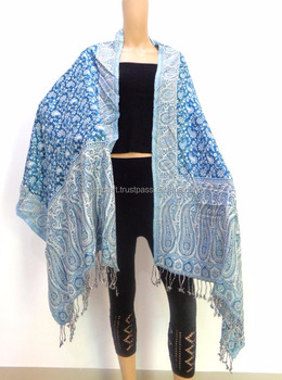 b3c009cc6 online wholesale indian handmade traditional stoles - pashmina shawl -  unique ladies wrap