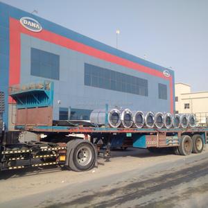 Saudi Arabia Jeddah Dammam Jubail Steel Coils Sheets PPGI GI Supplier -  DANA STEEL