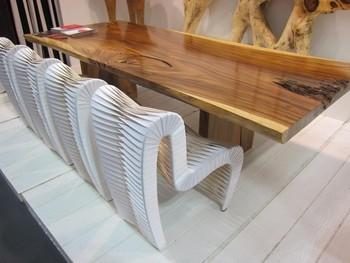 Suar Wood Tafels : Suar holz esstisch buy esstische wurzelholz product on alibaba