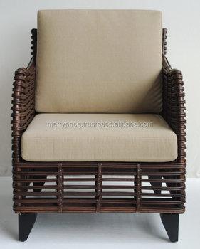 Taiko Sofa Desain Modern Gaya Cina Produsen Furnitur Rotan Sofa