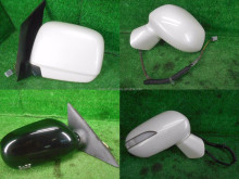 "USED JAPAN AUTO SPARE PARTS ""MIRROR"" FOR TOYOTA, NISSAN, HONDA, MITSUBISHI, SUZUKI, MAZDA ETC."