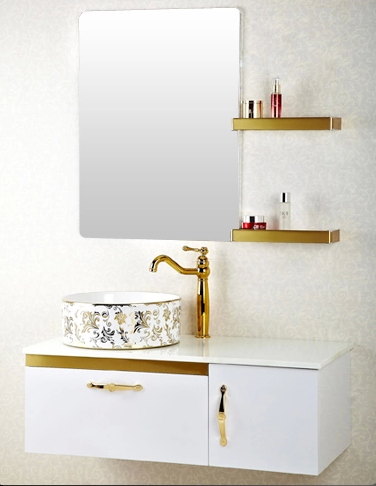 Simple Elegant Design Bath Cabinet Led Mirror Bathroom Buy Led Mirror Bathroom Mirror For