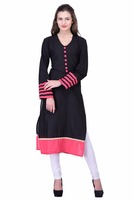 Cotton kurti Long Fancy Kurtis Indian Shop for the best classic kurti online. Wide