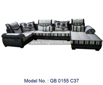 Unique Corner Sofa Set Design, L Shape Sofa Furniture