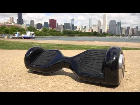 Hoverboard Review! Mini Segway Self Balancing, 2-Wheel) Smart Electric Scooter Overview IO Hawk)