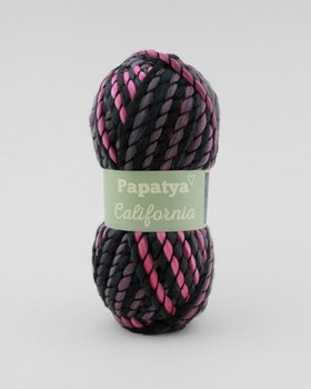 Hand Knitting Yarn Papatya California 1089