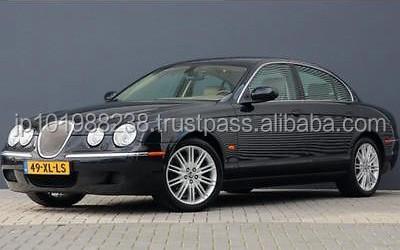 Used Cars - Jaguar S-type 2.7d V6 (lhd 5783)