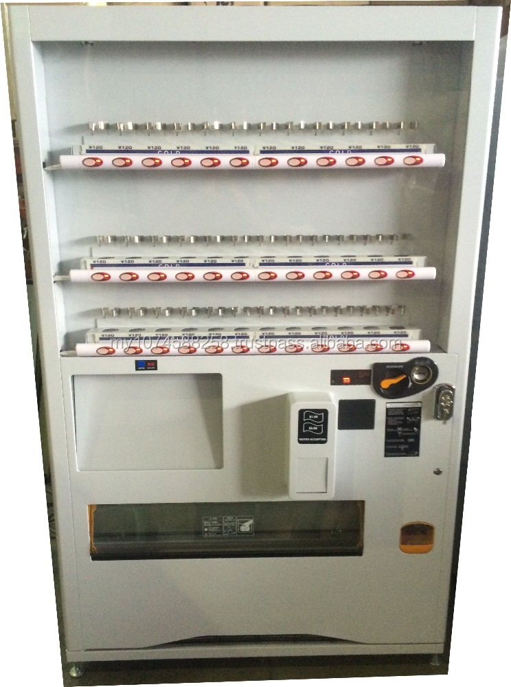Re-condition Cans Drink Vending Machine
