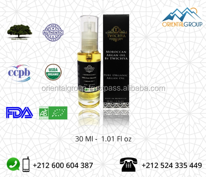 We're One of the Leading Pure Organic Argan Oil Manufacturers in Morocco.