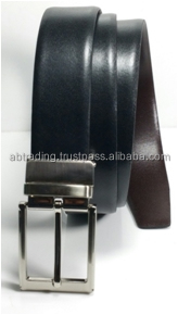 ITALIAN REVERSIBLE BELTS / Genuine leather belts
