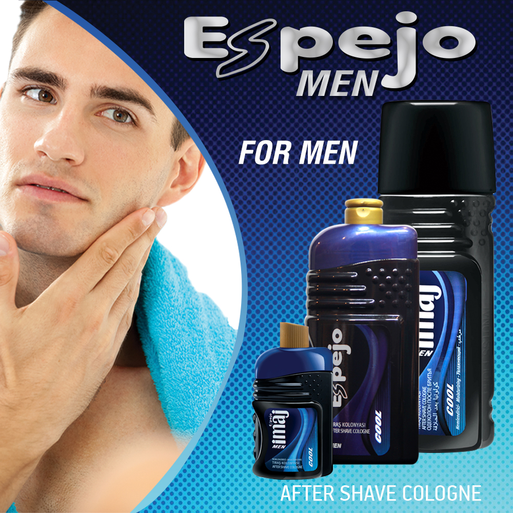 ESPEJO After Shave Cologne 150ml-200ml-700ml