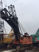 ED4000 40 Ton Used Rotary Drilling Rig Hitachi For Sale , Mine Drilling Rig