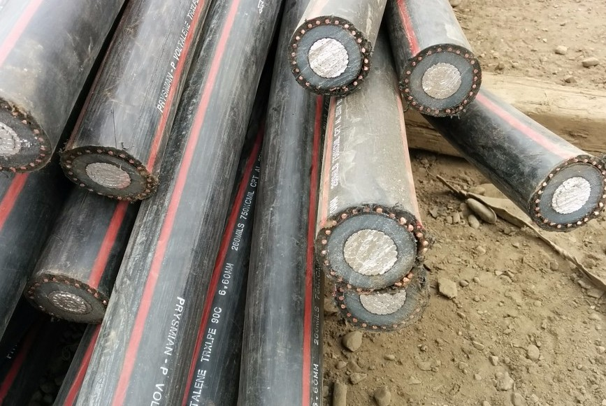 220 MIL EPR 15 KV URD Cable - 133% Insulation Level Utility Cable ...