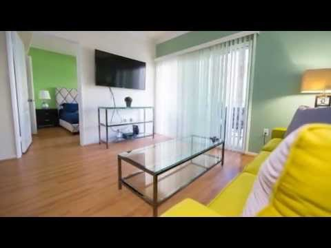 Downtown Los Angeles Luxury Vacation Rental Unit 2D