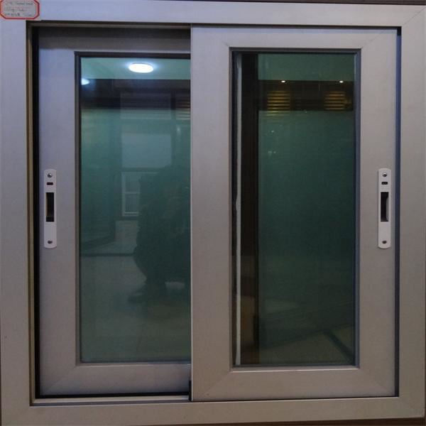 Aluminium horizontal sliding window buy aluminium for Sliding glass windows