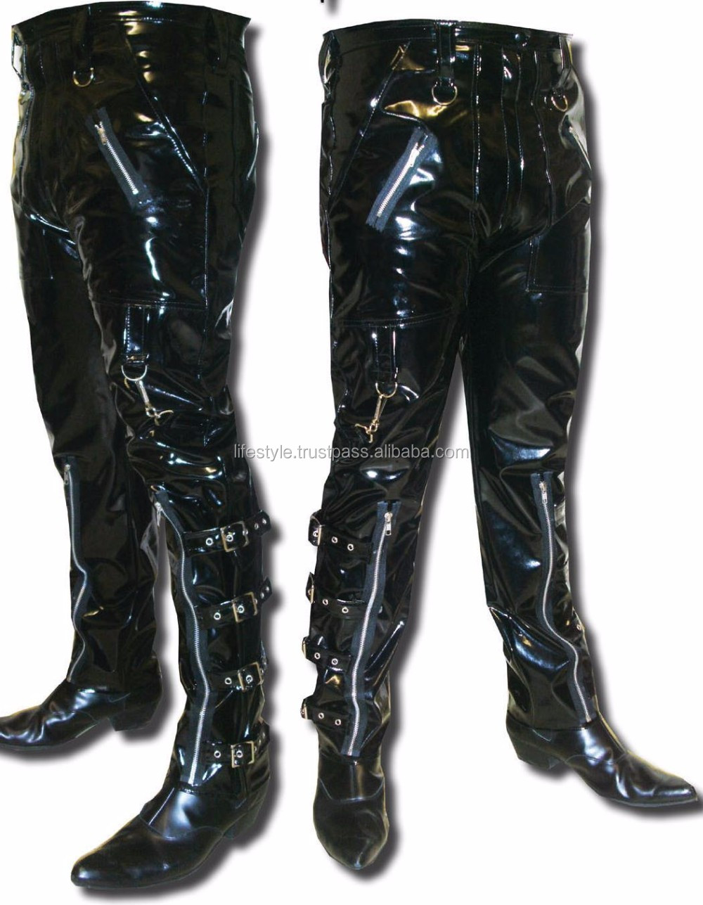 Gay fetish boots