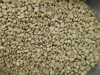 Premium Green Arabica Coffee Beans