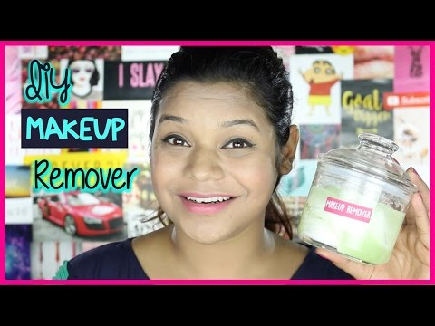 DIY : Makeup Remover for Acne Prone Skin || Miss Pink Shoes