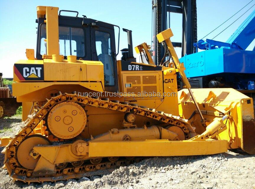 Used Caterpillar D7R2 bulldozer used CAT D7R D7 bulldozer for sale