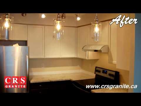 Get Quotations · Granite Countertops By CRS Granite   Kashmir White Granite  2cm