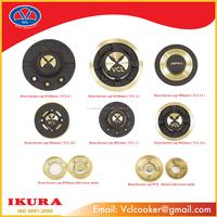 dual ring burner