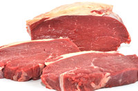 Scottish Grass Fed Beef Rump Steak 3kg - 5.5 kg