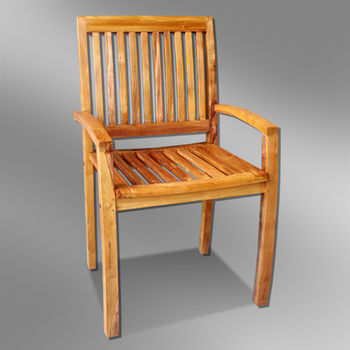 Modern Outdoor Teak Chair Sumatra