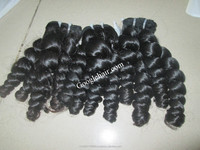 New Product 100% Natural Human Hair Curly Hair Extensions Beautiful Shopping Online Cheap High Quality Made in Vietnam