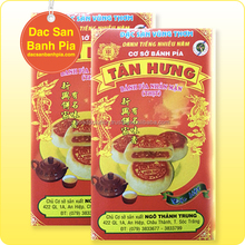 Pia TanHung Bacon Cake