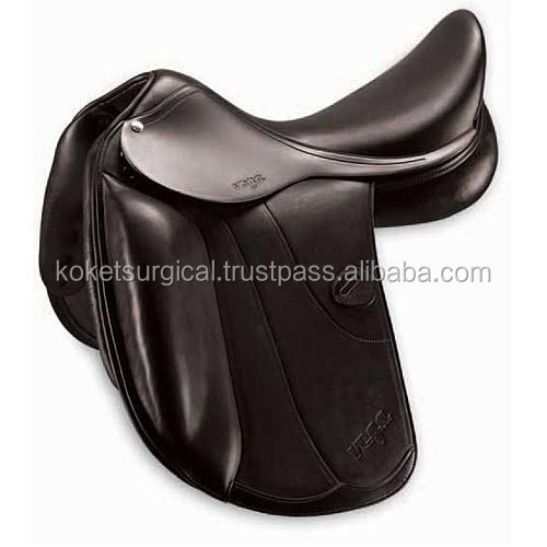 Vega Monoflap Dressage Saddle By Amerigo