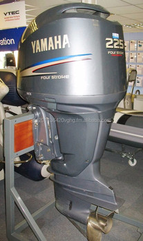 Used yamaha 225 hp four stroke outboard motors buy for 225 yamaha 4 stroke