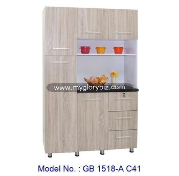 Wood Kitchen Cabinets,Ready Made Kitchen Cabinets,Mdf Kitchen Furniture -  Buy Kitchen Cabinet Designs,Kitchen Cabinet,Pvc Kitchen Cabinets Product on  ...