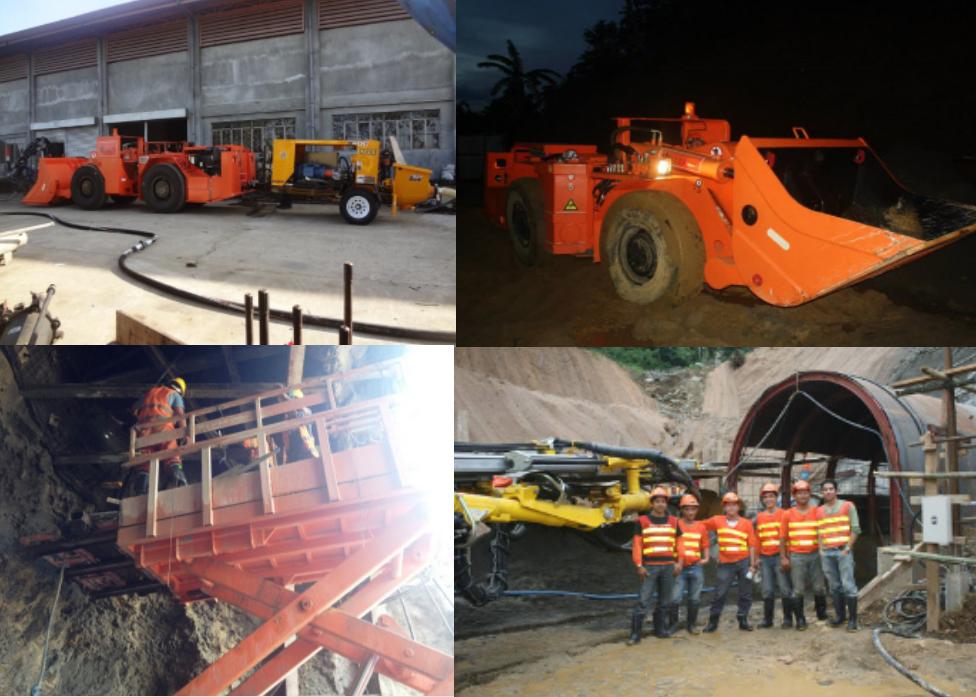 Tunnel Truck Rt-20 Low Profile Dump Truck / 10m3 /20000 Kg ...