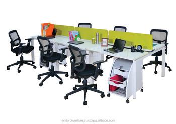 Staff Desk With Minimalist Design