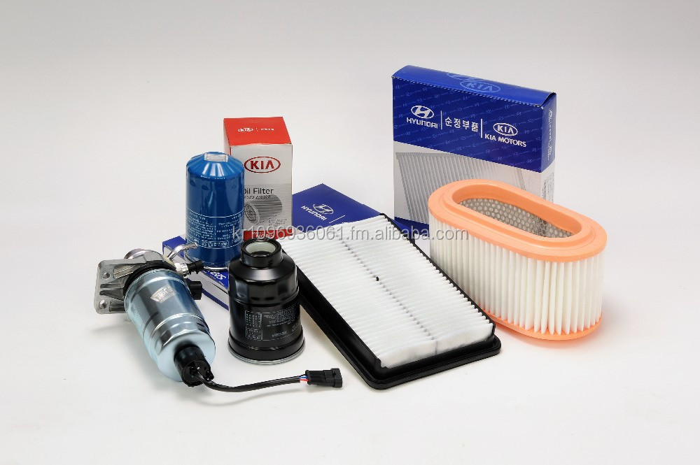 filter items for Korean Spare Parts