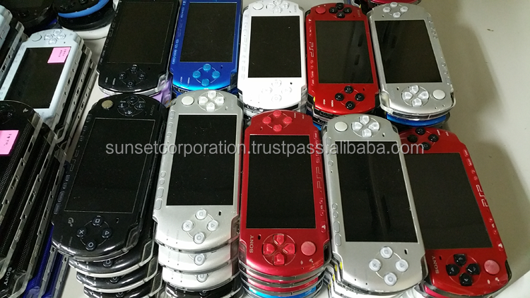 Quality assured used Nintendo 3DS XL console available in various colors