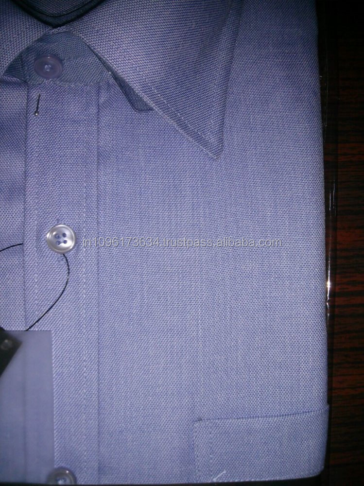 Customized men pure colors 100 % polyester dry fit shirt in mumbai