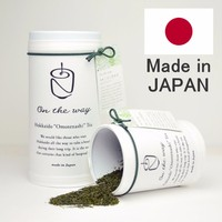 GREEN TEA_Flavorful and Modern original design green tea canisters Japanese green tea