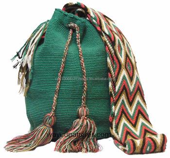 Wayuu Originele mochila On Mochila Product Tas Tassen Wayuu Buy wayuu Tas j34RL5Acq
