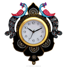 Rajasthani design antique Wall Clock