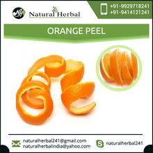 100% Pure and Natural Orange Peel for Cosmetics Use