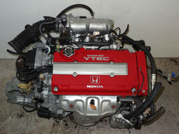 JDM USED ENGINE FOR HONDA CIVIC TYPE R B16B ENGINE 5 SPEED LSD TRANSMISSION EK9 CTR ENGINE