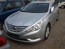 hyundai sonata, korea used car