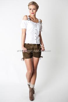 new product 5a7a1 89449 Dirndl Blouses Bavarian Traditional Ladies Shirt/blouse / New Design  Trachten Oktoberfest Blouse - Buy Fashion Design Lady Blouse,Trachten ...