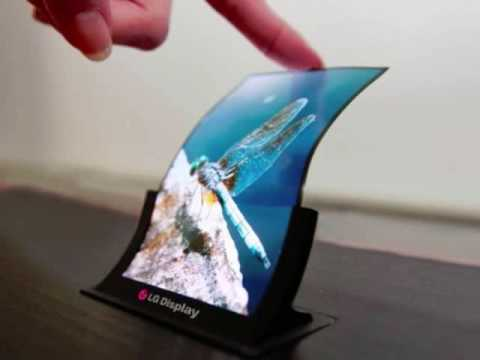 LG Display to Ramp Up Plastic OLED Production
