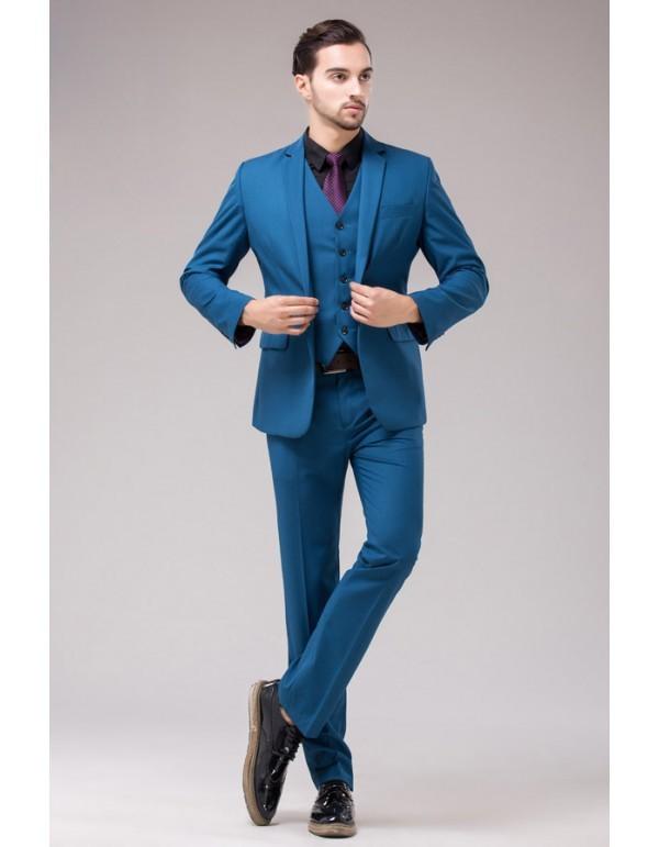 2017 Mens Designer Formal Coat Pant Designs Mens Suits Three Piece ...