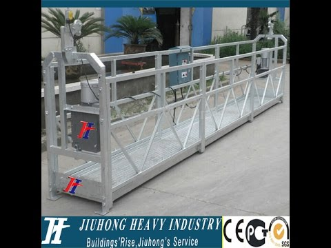 High Building Cleaning Equipment,Facade Cleaning Gondola,Building Cleaning Equipment